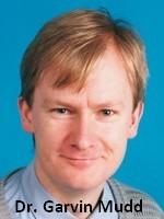 Dr Garvin Mudd - Monash Univ 150x200