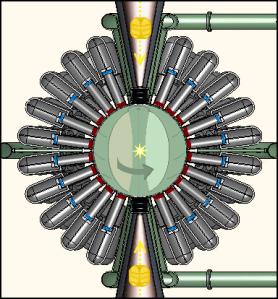 General Fusion reactor diagram