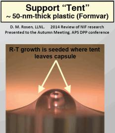 LLNL image of NIF tent