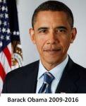 Barack Obama 2009-2016