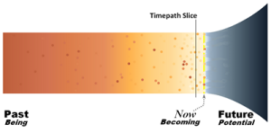 Time path Slice