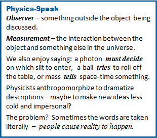 Physics Euphemisms