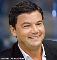 Thomas Piketty 2015 The Guardian