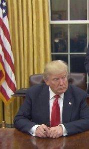 President Trump 2017