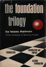 Asimov's Foundation trilogy