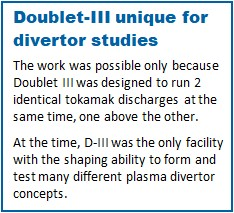 DIII was designed for shape control